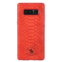 Чехол SB POLO & RACQUET CLUB Knight для Samsung Galaxy Note 8 Красный