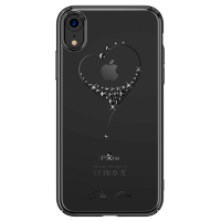 Чехол Kingxbar Wish Series для iPhone XR Black Frame