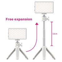 Комплект Ulanzi VIJIM Tabletop LED Video Lighting Kit (VL-120+MT-08) Белый