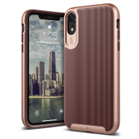 Чехол Caseology Wavelength Series для iPhone XR Burgundy