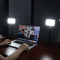 Комплект Ulanzi VIJIM LED Video Lighting Kit (VL-120+MT-08)х2