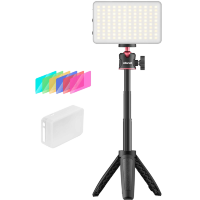 Комплект Ulanzi VIJIM Tabletop LED Video Lighting Kit (VL-120+MT-08) Чёрный