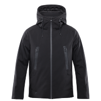 Куртка с подогревом Xiaomi RunMi 90 Points Temperature Control Jacket (XL) Чёрная